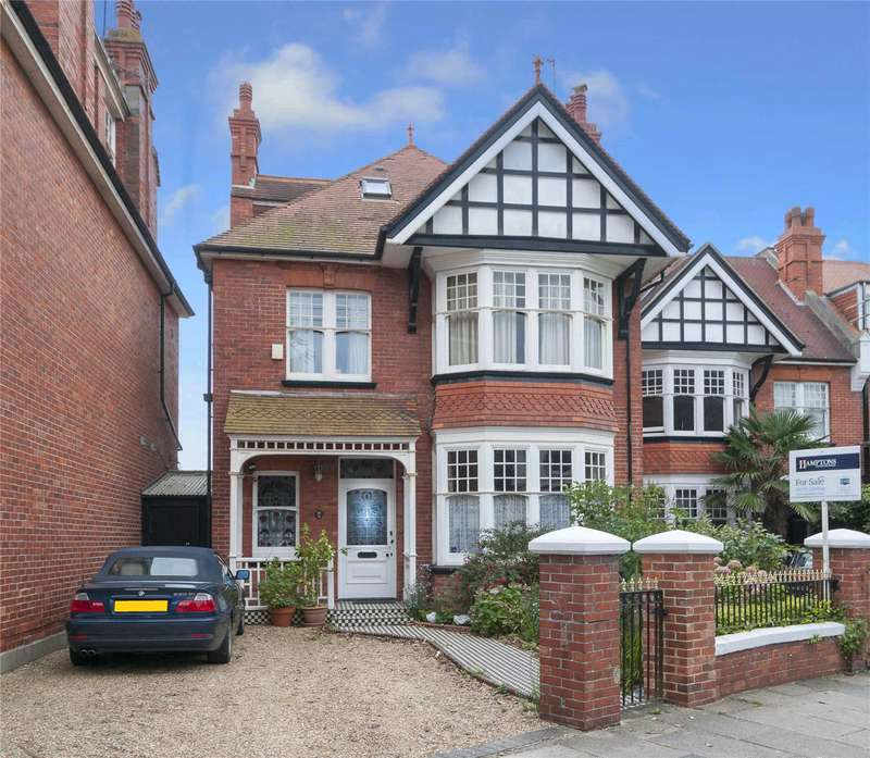 6 Bedrooms Detached House for sale in Vallance Road, Hove, East Sussex, BN3
