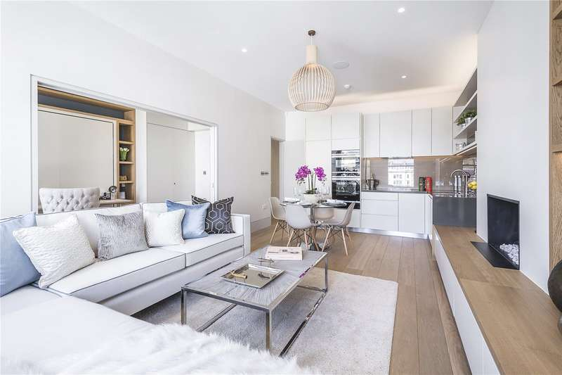 2 Bedrooms Flat for sale in Elvaston Place, Knightsbridge, London, SW7