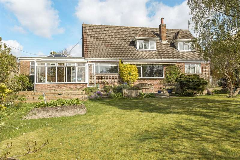 5 Bedrooms Detached House for sale in Manton Hollow, Manton, Marlborough, Wiltshire, SN8
