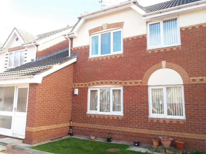 2 Bedrooms Property for sale in Flat 23 Hamilton Court, 49-51, Blackpool, FY1 4QR