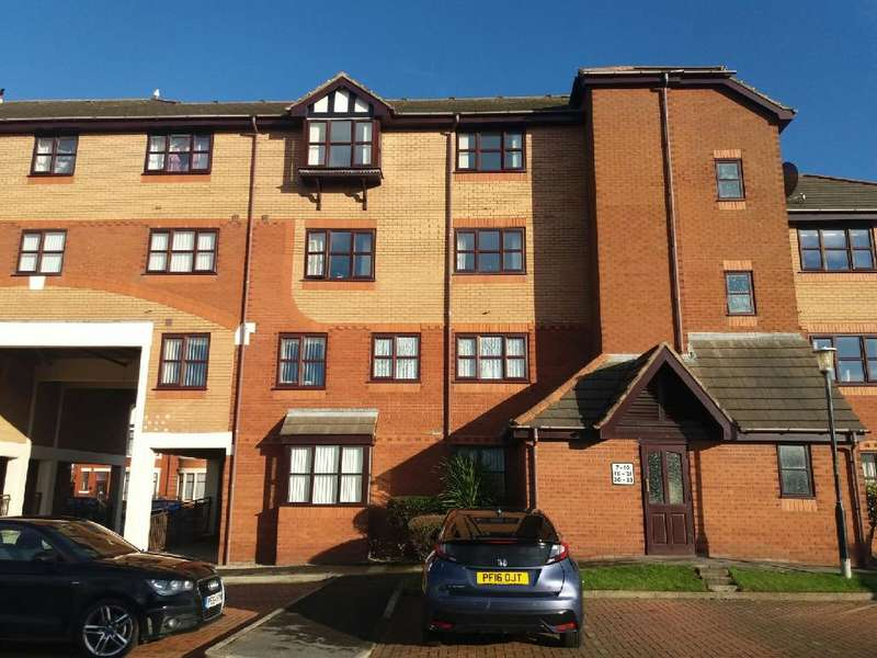 1 Bedroom Property for sale in 42 St. Annes Court,, Blackpool, FY4 2DS