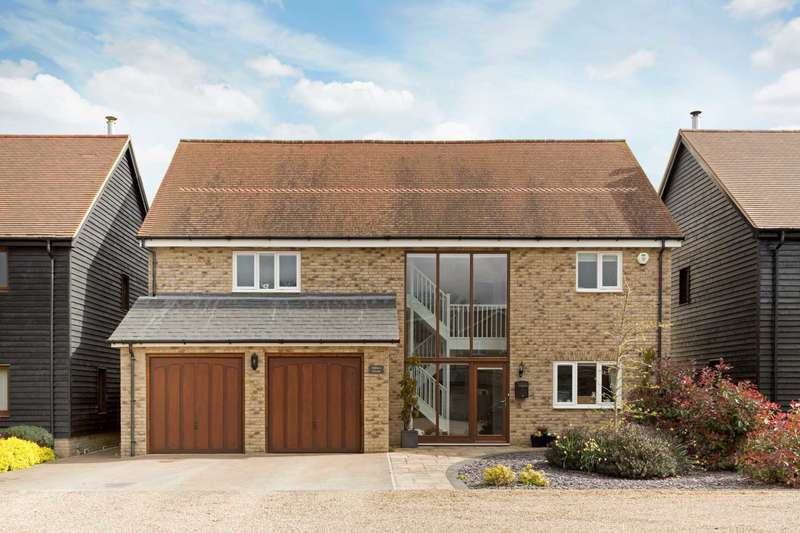 5 Bedrooms Detached House for sale in Hartop Close, Ivinghoe Aston