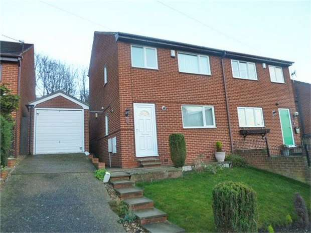 3 Bedrooms Semi Detached House for sale in Thoresby Avenue, Barnsley, South Yorkshire