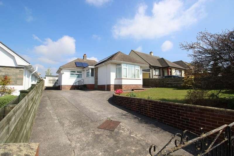 2 Bedrooms Detached Bungalow for sale in Ridgeway Road, Newton Abbot, TQ12