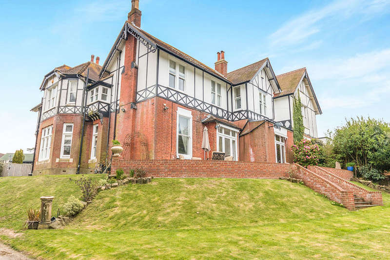 6 Bedrooms Semi Detached House for sale in Hollington Park Road, St. Leonards-On-Sea, TN38