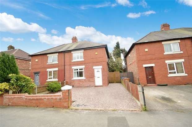3 Bedrooms Semi Detached House for sale in Bexhill Road, Stockport, Cheshire
