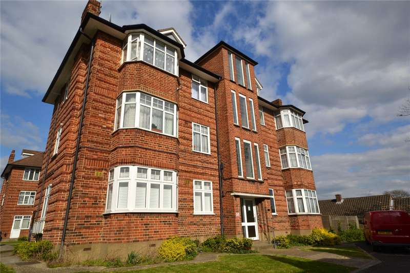 1 Bedroom Apartment Flat for sale in Parkwood Flats, Oakleigh Road North, Whetstone, London, N20