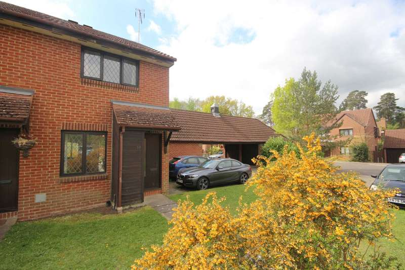 2 Bedrooms End Of Terrace House for sale in Merryman Drive, Crowthorne