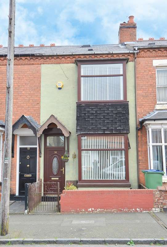 3 Bedrooms Terraced House for sale in Wattis Road, Bearwood
