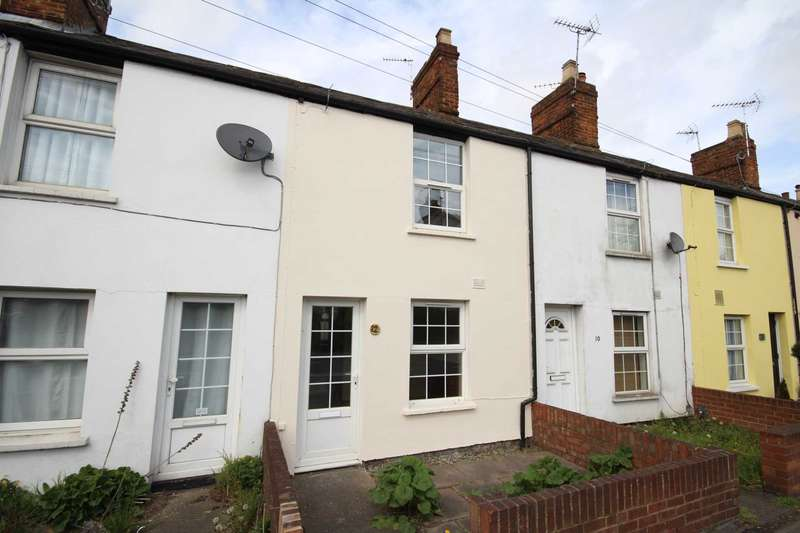 2 Bedrooms Terraced House for sale in Stoke Road, Aylesbury