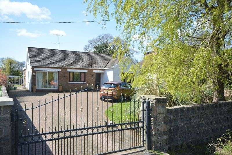 3 Bedrooms Detached Bungalow for sale in Keiron, Ystrad Waun, Pencoed, Bridgend