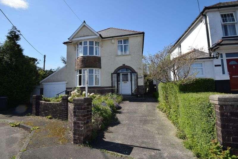 3 Bedrooms Detached House for sale in Maesderwen Crescent, Pontypool