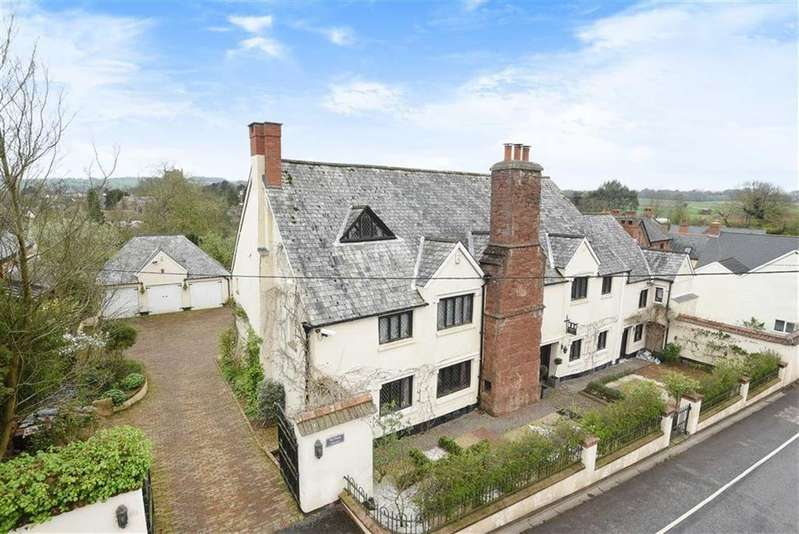7 Bedrooms Detached House for sale in High Street, Halberton, Tiverton, Devon, EX16