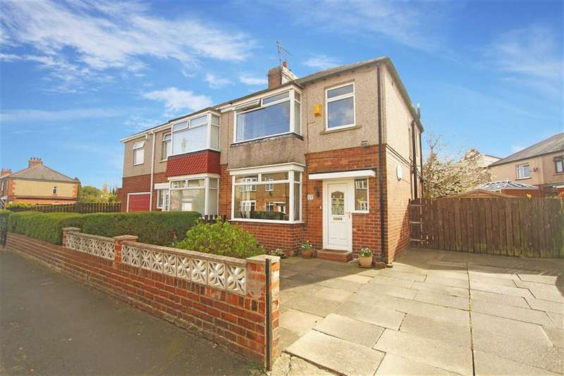 3 Bedrooms Property for sale in Willowfield Avenue, Fawdon, Newcastle Upon Tyne