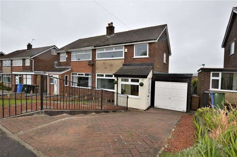 3 Bedrooms Semi Detached House for sale in Maple Avenue, Stalybridge