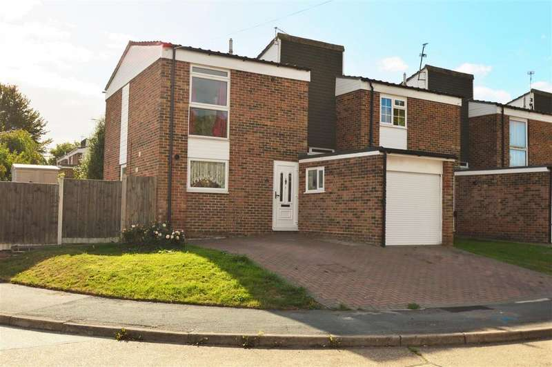 3 Bedrooms House for sale in Lovelace Close, Gillingham