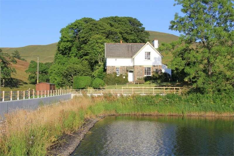 3 Bedrooms Detached House for sale in Reservoir House, Uldale, Wigton, Cumbria