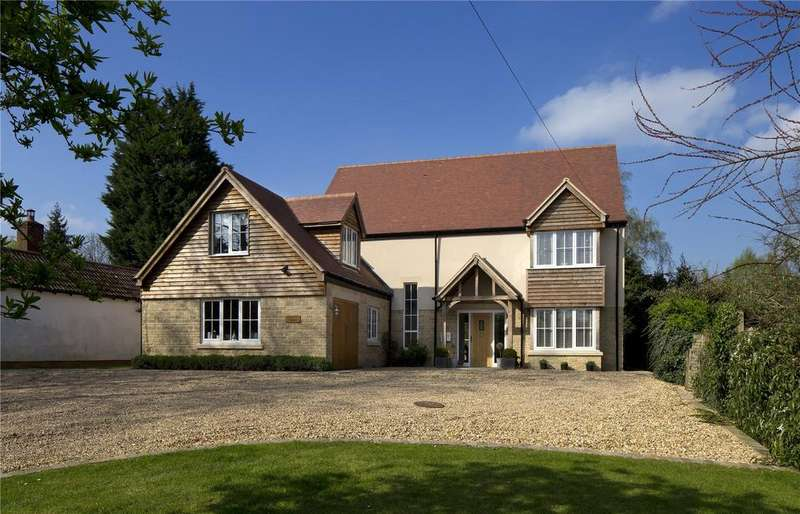 4 Bedrooms Detached House for sale in Horton-cum-Studley, Oxford, OX33