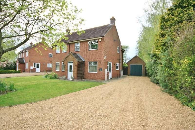 4 Bedrooms Detached House for sale in Main Street, Gedney Dyke, PE12