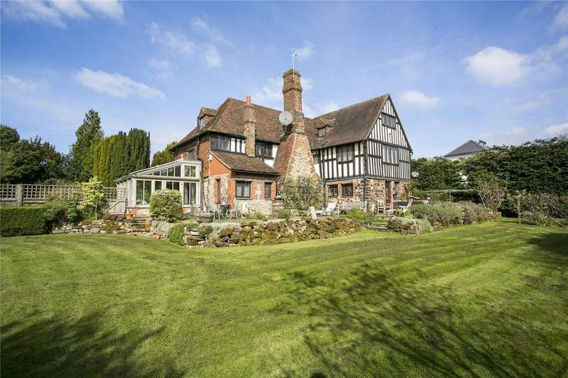 6 Bedrooms Detached House for sale in Wrotham Road, Borough Green, Sevenoaks, Kent