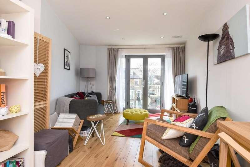 1 Bedroom Flat for sale in Merton Road, Southfields, SW18