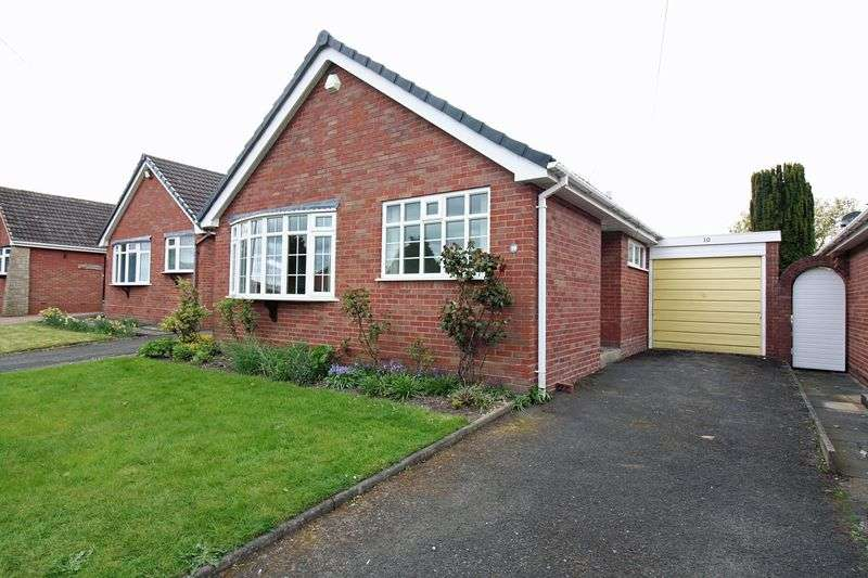 3 Bedrooms Detached Bungalow for sale in KINGSWINFORD, Pleasant Close