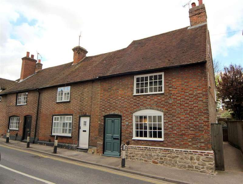 4 Bedrooms End Of Terrace House for sale in High Street, East Malling, ME19 6AL
