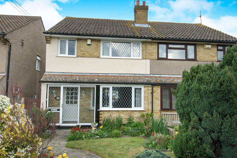 4 Bedrooms Semi Detached House for sale in Alfred Road, Dartford, DA2