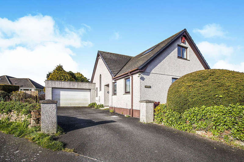 4 Bedrooms Detached Bungalow for sale in Foxfield Penwartha Vean, Paynters Lane End, Redruth, TR16
