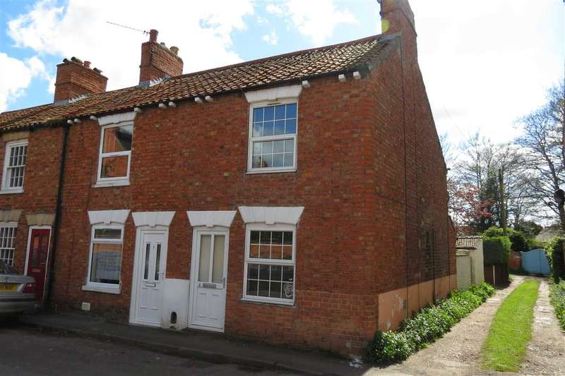 2 Bedrooms End Of Terrace House for sale in Duke Street, Sleaford
