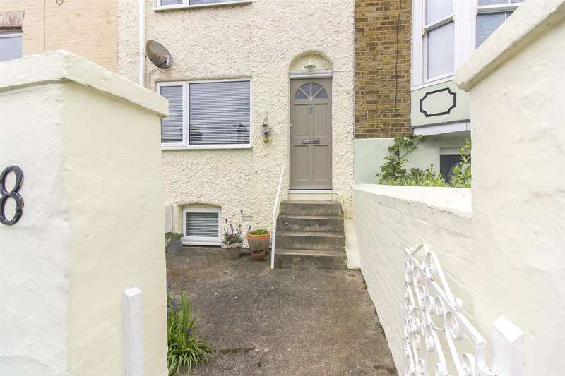3 Bedrooms Terraced House for sale in Victoria Road, Ramsgate