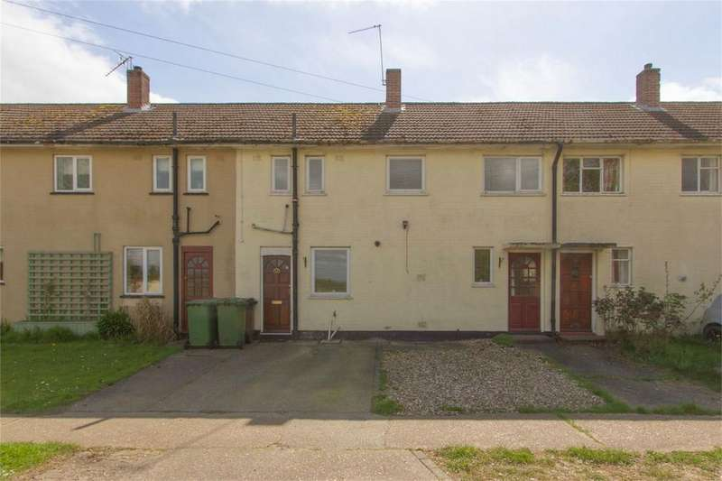 3 Bedrooms Terraced House for sale in Hendon Avenue, Carbrooke, Norfolk
