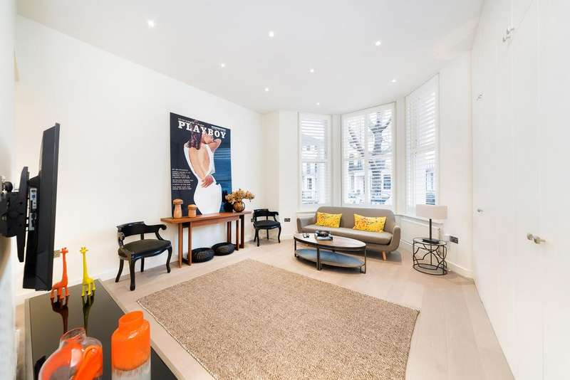 Studio Flat for sale in Beaufort Gardens, Knightsbridge, London, SW3