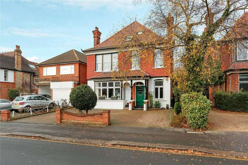 6 Bedrooms Detached House for sale in Kings Avenue, Woodford Green, Essex, IG8