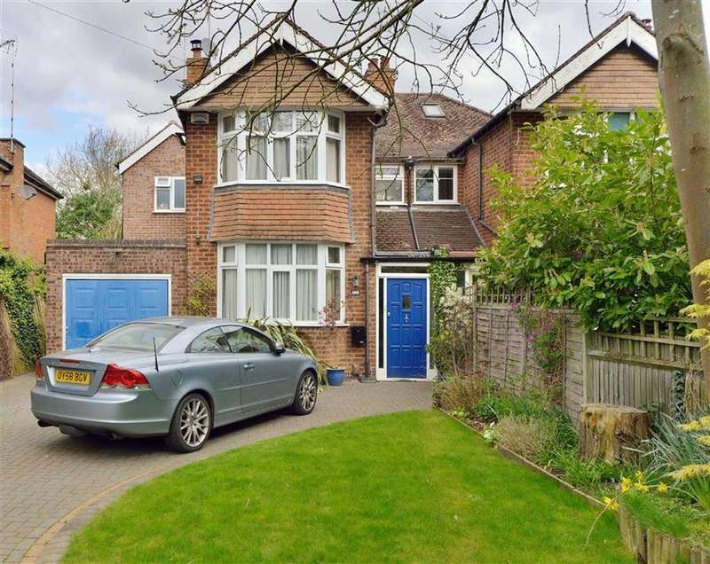 4 Bedrooms Semi Detached House for sale in Leam Terrace, Leamington Spa