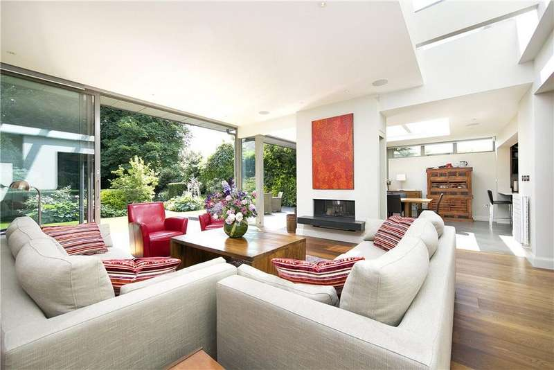 6 Bedrooms Detached House for sale in Christchurch Road, East Sheen, London, SW14
