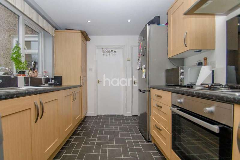 3 Bedrooms Terraced House for sale in Linslade Street, Swindon, Wiltshire