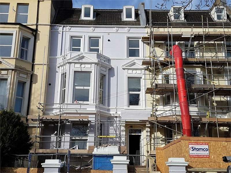 2 Bedrooms Apartment Flat for sale in Flats 1-5 (2 Charles Road), ST LEONARDS-ON-SEA, TN38