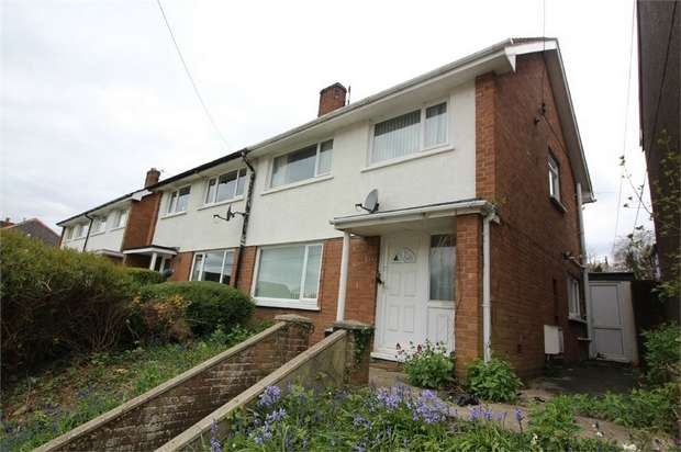 3 Bedrooms Semi Detached House for sale in Ross Road, ABERGAVENNY, Monmouthshire