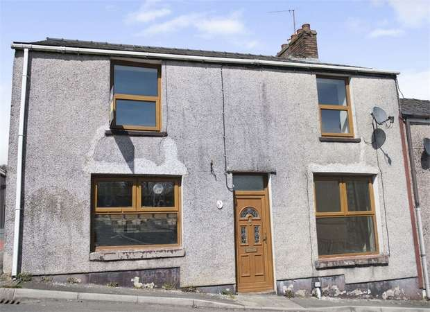 3 Bedrooms Semi Detached House for sale in High Street, Ebbw Vale, Blaenau Gwent
