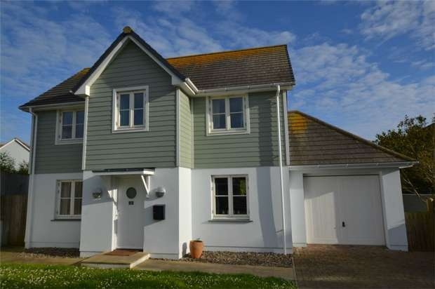 3 Bedrooms Detached House for sale in CROYDE, Devon