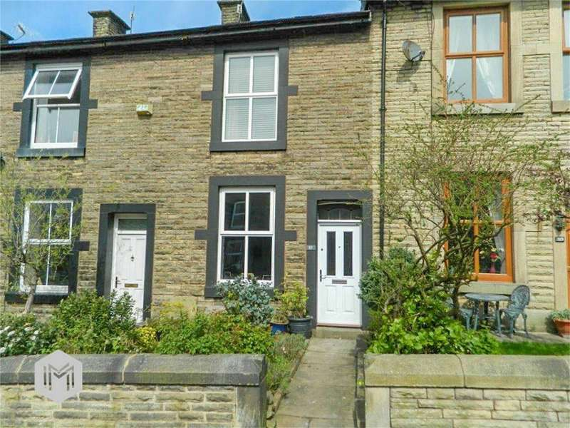 3 Bedrooms Terraced House for sale in Peel Brow, Ramsbottom, Bury, Lancashire