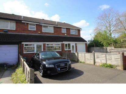 2 Bedrooms Terraced House for sale in Creswicke Road, Knowle, Bristol