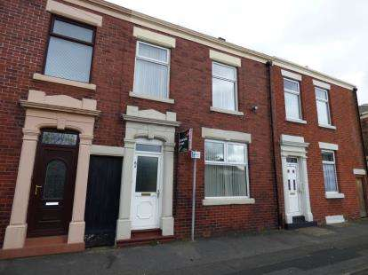 3 Bedrooms Terraced House for sale in College Court, Preston, Lancashire, PR1
