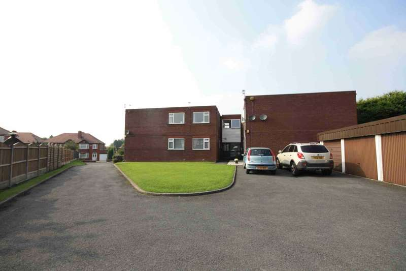 2 Bedrooms Apartment Flat for sale in Duffield Gardens, Manchester