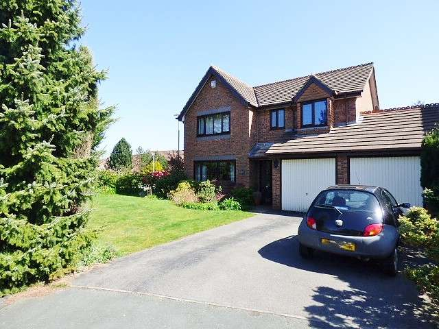 4 Bedrooms Detached House for sale in Cheltenham Close, Great Sankey, Warrington