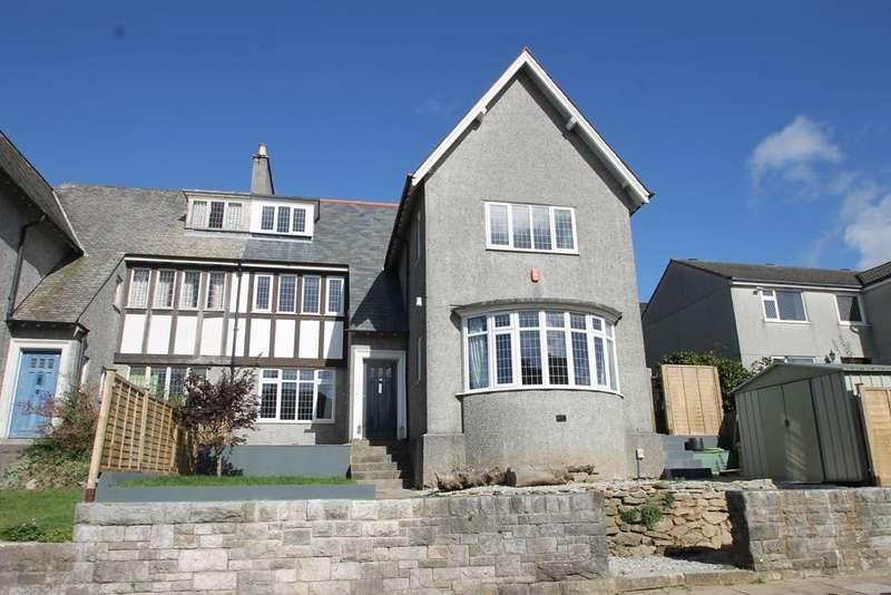 6 Bedrooms Semi Detached House for sale in Mannamead