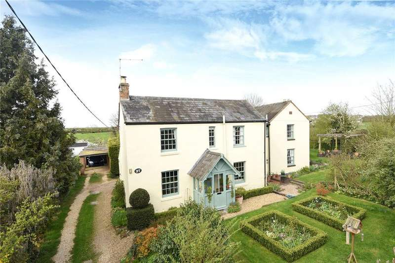 5 Bedrooms Detached House for sale in Main Road, Shutlanger, Towcester, Northamptonshire, NN12