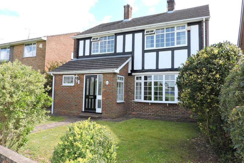 4 Bedrooms Detached House for sale in Truro Gardens, Luton, Bedfordshire, LU3 2AP