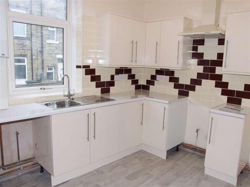 3 Bedrooms Terraced House for sale in Swinton Terrace, Halifax, HX1 3QT